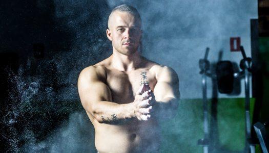 Kreatin til opbygning af muskler
